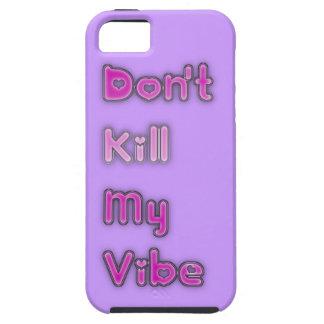 No mate a mi caso del ambiente del iPhone 5 de los iPhone 5 Case-Mate Cárcasa