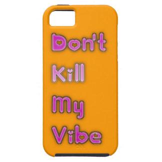 No mate a mi caso del ambiente del iPhone 5 de los iPhone 5 Case-Mate Carcasas