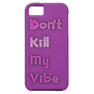 No mate a mi caso del ambiente del iPhone 5 del iPhone 5 Case-Mate Funda