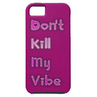 No mate a mi caso del ambiente del iPhone 5 del iPhone 5 Protector