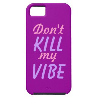 No mate a mi iPhone 5/5S, caso del ambiente del iPhone 5 Case-Mate Carcasa