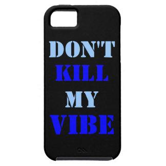 No mate a mi iPhone 5/5S, caso del ambiente del iPhone 5 Coberturas