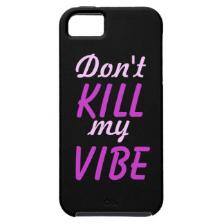 No mate a mi iPhone 5/5S, caso del ambiente del iPhone 5 Case-Mate Cárcasa