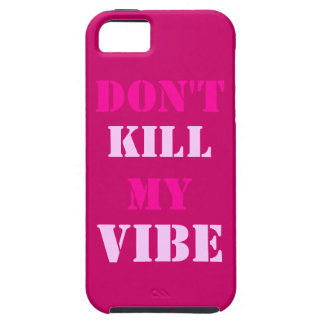 No mate a mi iPhone 5/5S, caso del ambiente del iPhone 5 Protector