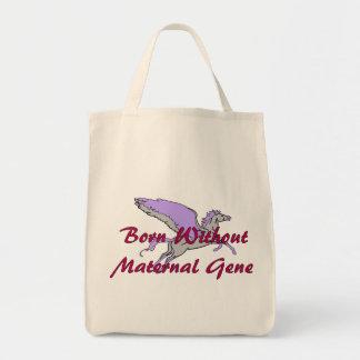 No Maternal Gene Tote Bag