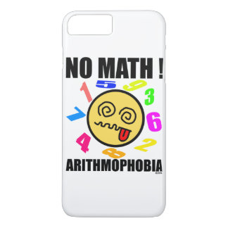 No math! Arithmophobia iPhone 7 Plus Case