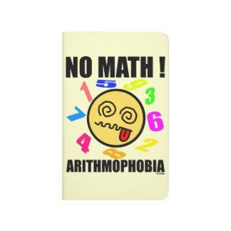 No math! Arithmophobia Journal