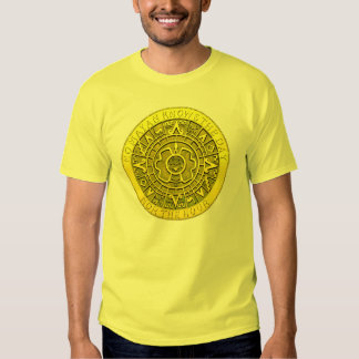 No Mayan Knows The Day Nor The Hour T-shirt