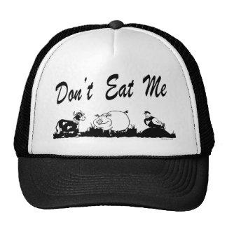 No me coma gorra