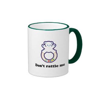 No me confunda tazas de café