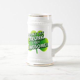 No me consigo bebido consigo impresionante tazas