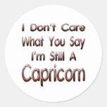 No me cuido sigo siendo un Capricornio Etiquetas