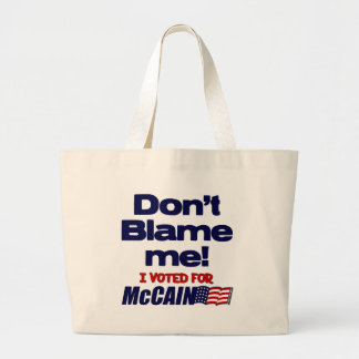 ¡No me culpe! Bolsa
