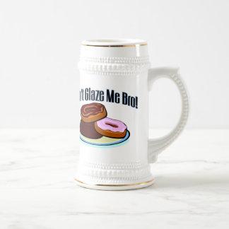 No me esmalte Bro Tazas De Café