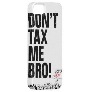 ¡No me grave Bro! Termine el Feds iPhone 5 Carcasas