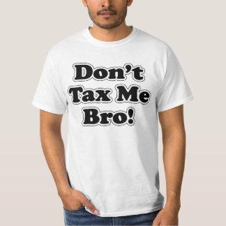 No me grave camiseta de Bro Remera