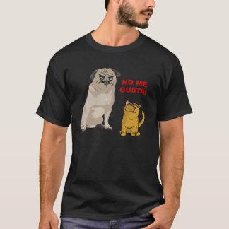 No Me Gusta Rage Face Dog Cat Shirt