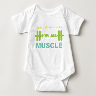 no me llame rechoncho me son todo el músculo camisas