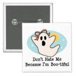 No me odie porque soy botón de Bootiful Pins