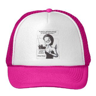 No Means No Trucker Hat