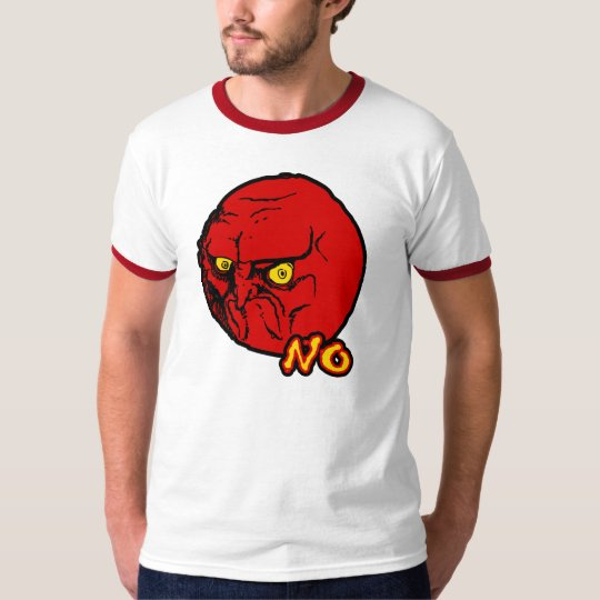 NO Meme Face T-Shirt