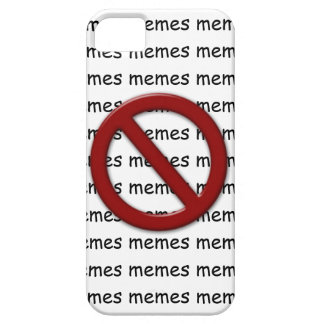 No Memes Allowed iPhone Case