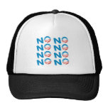 NO MESH HATS