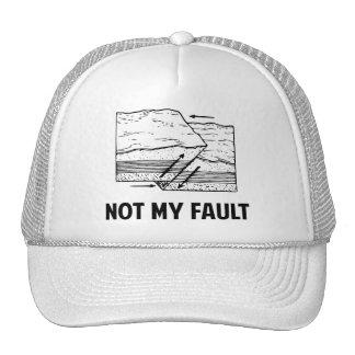 No mi falta gorra