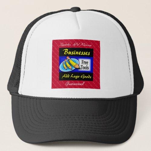 No Minimum Order Trucker Hat
