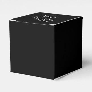 No mire detrás - ningún inspirado francés de los cajas para regalos