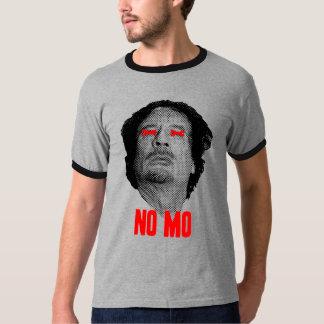 """No Mo"" Qaddafi Men's T-shirt"