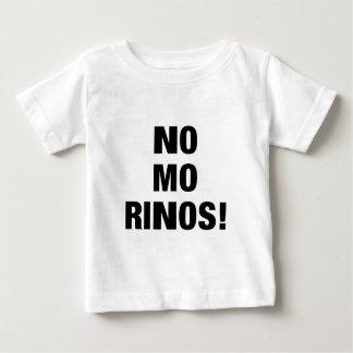 No Mo Rinos Baby T-Shirt