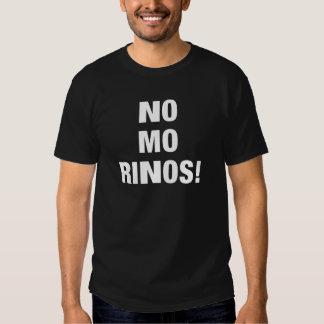 No Mo Rinos T Shirt