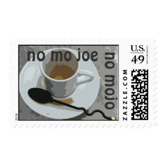 No Mojo Postage Stamp