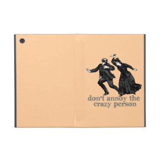 ¡No moleste a la persona loca! iPad Mini Protector