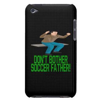 No moleste al padre del fútbol iPod Case-Mate funda