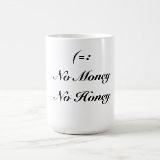 No Money Coffee Mug