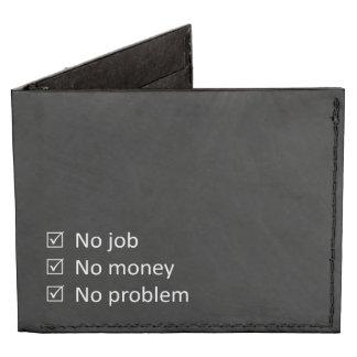 No money! tyvek wallet
