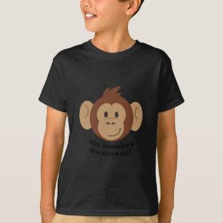 No Monkey Business T-Shirt