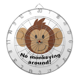 No Monkeying Around Dartboards