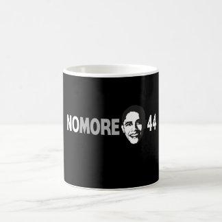NO MORE 44 - Anti Obama Coffee Mug
