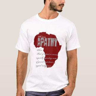 No More Apathy - Aids Awareness Tshirt