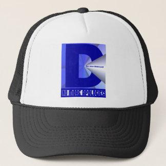 No More Apologies - The New Democrat Trucker Hat