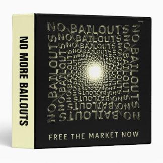No More Bailouts #1 Binder