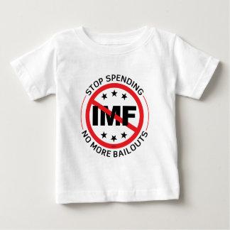 No More Bailouts Baby T-Shirt