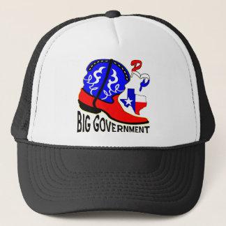 No More Big Government Trucker Hat