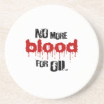 No more blood for oil coaster