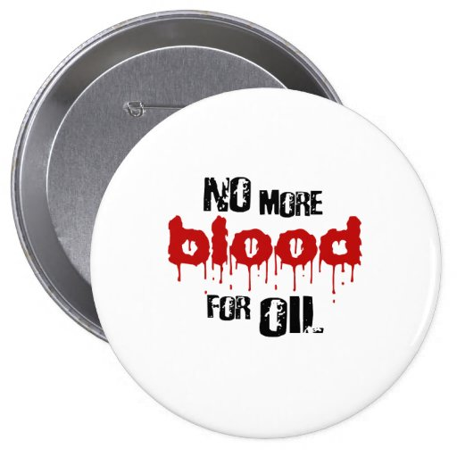 No more blood for oil pins