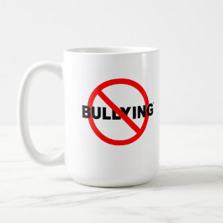No More Bullying Mug