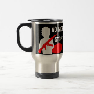 No More Child Soldiers Travel/Commuter Mug